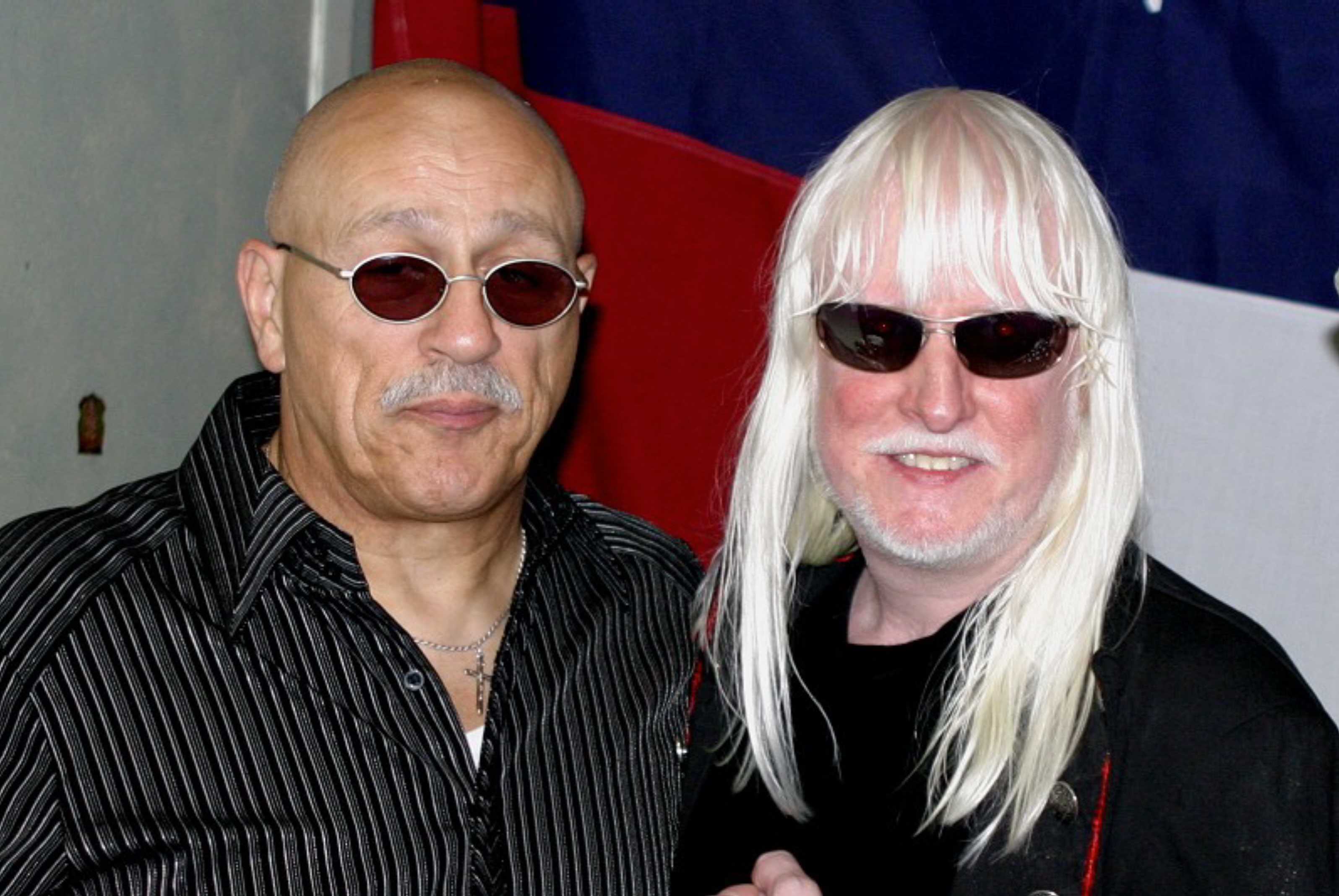 Jon and Edgar Winter 2009